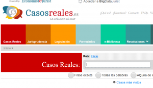 Base de dades casos reales
